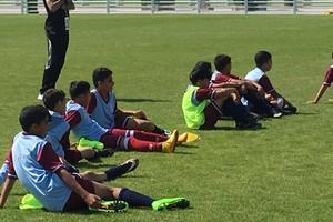 فريق مدرسة الرازي يبدأ المشوار غداً في بطولة قناة (ج) لكرة القدم