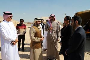 مخيم علي فردان يحقق جائزة الأسبوع الأول... وبدر خلفان يحقق جائزة تطوير البترول