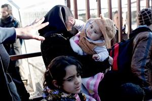 أكثر من مليون سوري يعيشون تحت الحصار