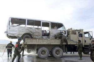 مقتل تسعة أشخاص في هجومين منفصلين في أفغانستان