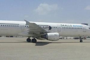 منفذ الاعتداء على طائرة صومالية كان يفترض أن يستقل طائرة تركية