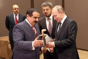 بوتين مُجتمعاً بالعاهل في موسكو: البحرين شريكٌ مهمٌّ لنا في الشرق الأوسط