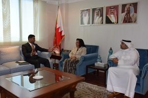 حسين جاسم أول بحريني ينال شهادة الزمالة الأميركية في العلاج التنفسي