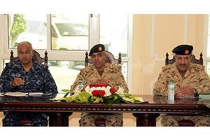 النعيمي يترأس اجتماع برنامج اختبار تقييم الجاهزية القتالية ...