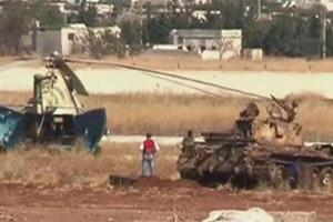 قوات كردية وعربية تسيطر على قسم كبير من مطار بريف حلب