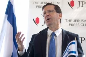 رئيس المعارضة الإسرائيلية يريد البدء بالانفصال عن الفلسطينيين