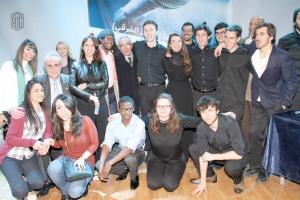 «أبوغزالة» يرعى حفل موسيقى الجاز للعائلات في «زها الثقافي»