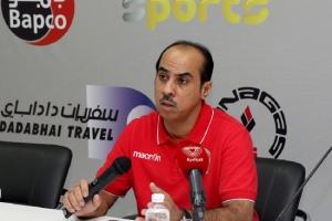 خالد تاج ضمن الجهاز الفني للفريق الحداوي
