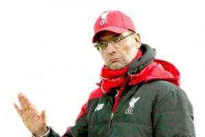 كلوب يأسف لركلة حرة متأخرة أخرجت ليفربول من كأس الاتحاد