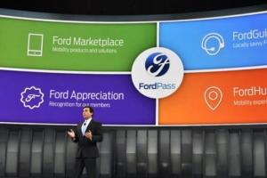 «فورد» تقدم عضويّة «FordPass» لتطوير علاقة بين الشركة وزبائنها