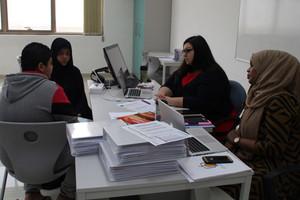 مركز ناصر للتأهيل والتدريب المهني يقيم لقاءً تربوياً لأولياء الأمور