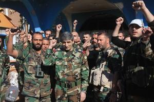الجيش السوري يسيطر على قرية مطلة على مناطق للمعارضة قرب حلب