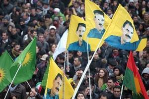 آلاف الأكراد يتظاهرون في ستراسبورغ للمطالبة بالإفراج عن أوجلان