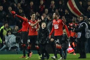 رين يفوز على آنجيه في الدوري الفرنسي