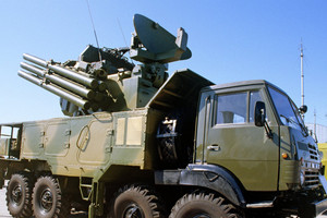 روسيا تسلم العراق منظومة بانتسير للدفاع الجوي