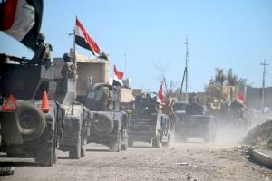 العراق يحشد قواته استعداداً لهجوم لاستعادة الموصل