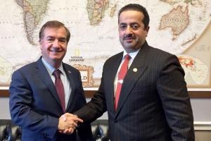 سفير البحرين في واشنطن يشيد بدعم الكونغرس الأميركي للبحرين اتجاه التدخلات الإيرانية