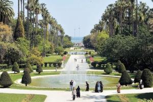 «حديقة التجارب» مكتبة نباتية عالمية في عاصمة الجزائر