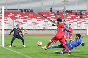تعادل سلبي بين الشرقي والمنامة في الدوري البحريني