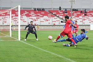 الرفاع الشرقي × المنامة دوري الدرجة الاولى لكرة القدم