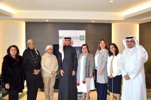 «التمويل الكويتي - البحرين» يدعم جمعية سيدات الأعمال البحرينية