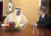بان كي مون يحث على تعزيز الحوار السياسي بين جميع البحرينيين