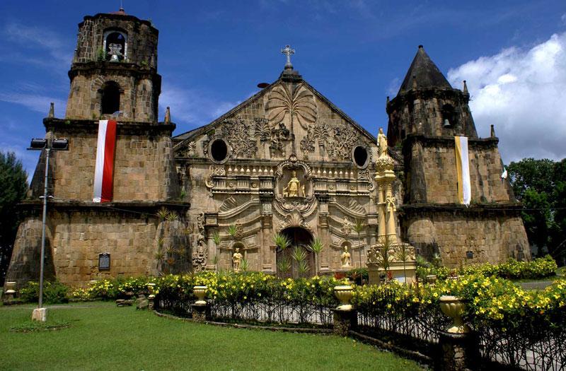 كنيسة في الفلبين   (أرشيفية)