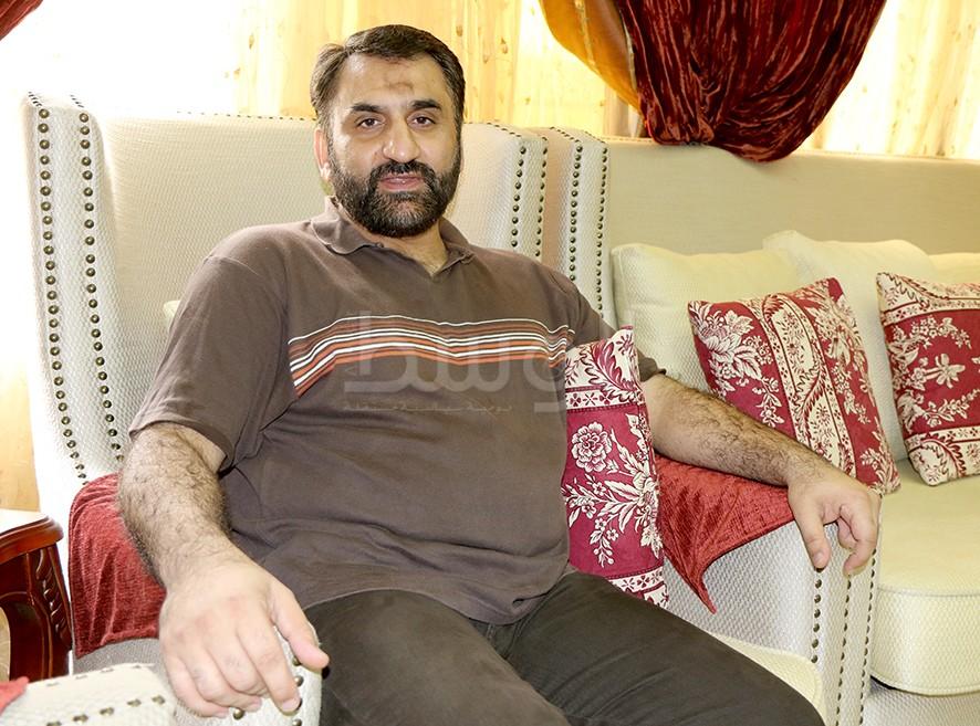 مسعود جهرمي     (تصوير: محمد المخرق)
