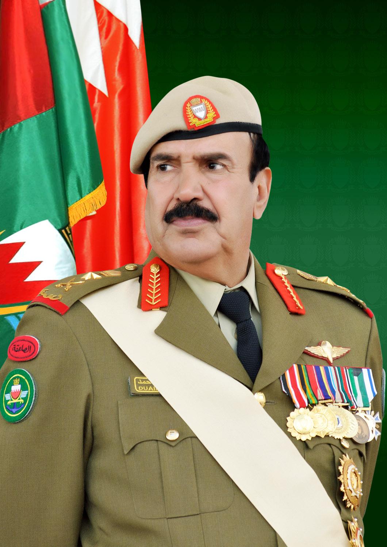 الشيخ دعيج بن سلمان آل خليفة