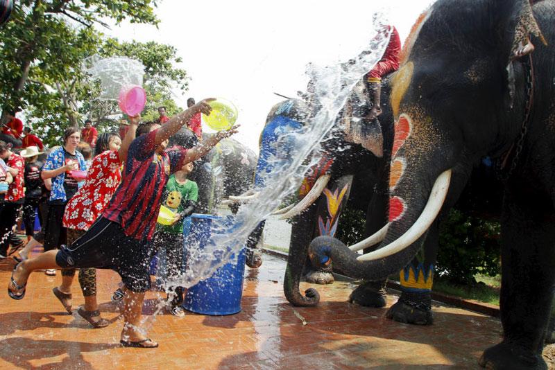 مهرجان سونجكران للمياه  (أرشيفية)