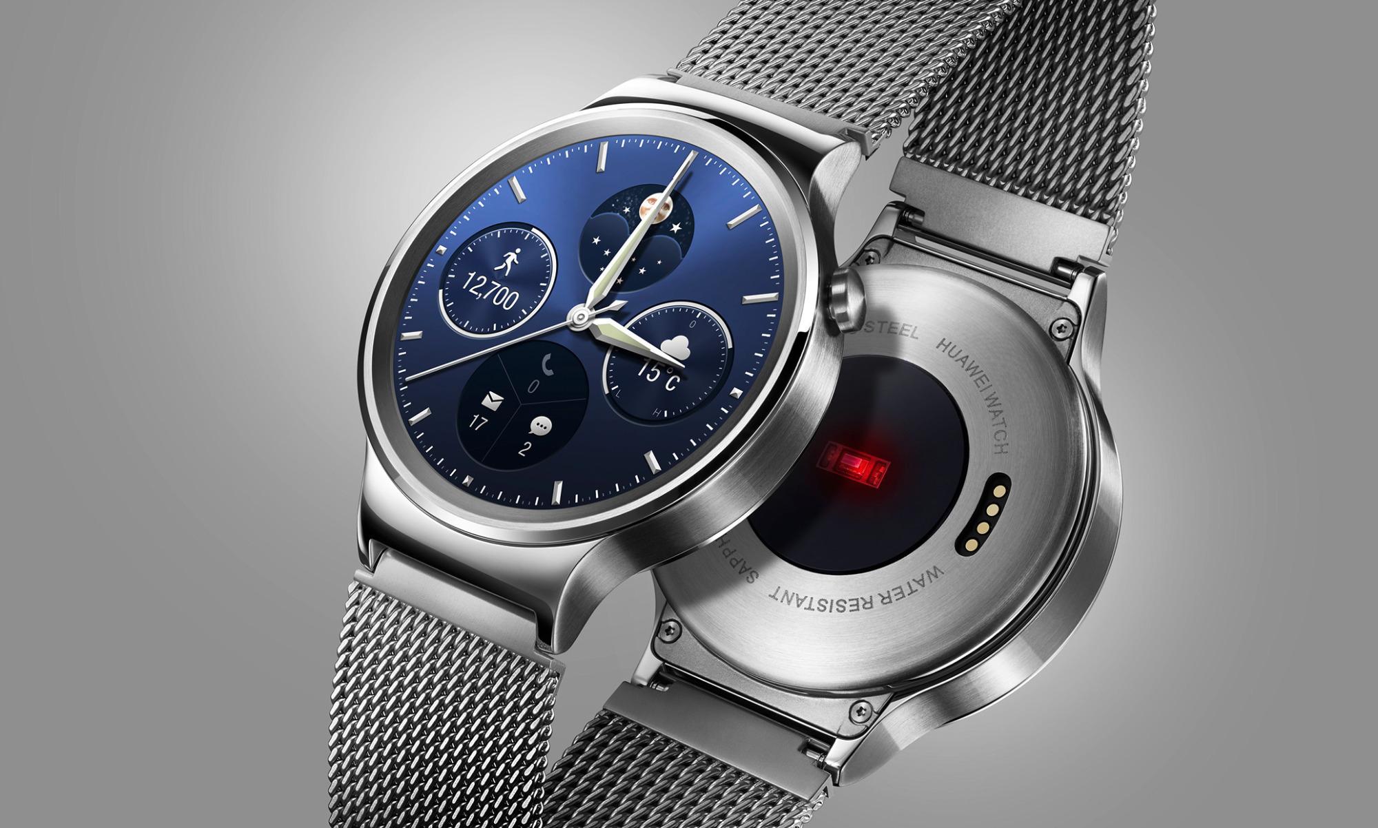 6e8fedeaaa1b5 وتتيح الساعة للمستخدمين التبديل بسهولة بين أربعين وجهاً يأتي كل منها بتصميم  مختلف.