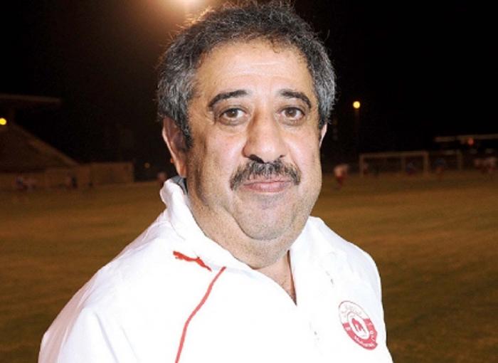 فهد جلال نائب رئيس جهاز الكرة بنادي المحرق
