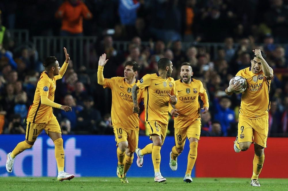 برشلونة يسعى لمواصلة صدارته