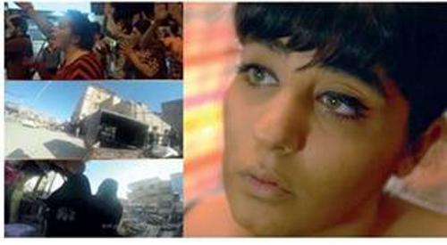 الفيلم الفائز ثائرة من الرقة