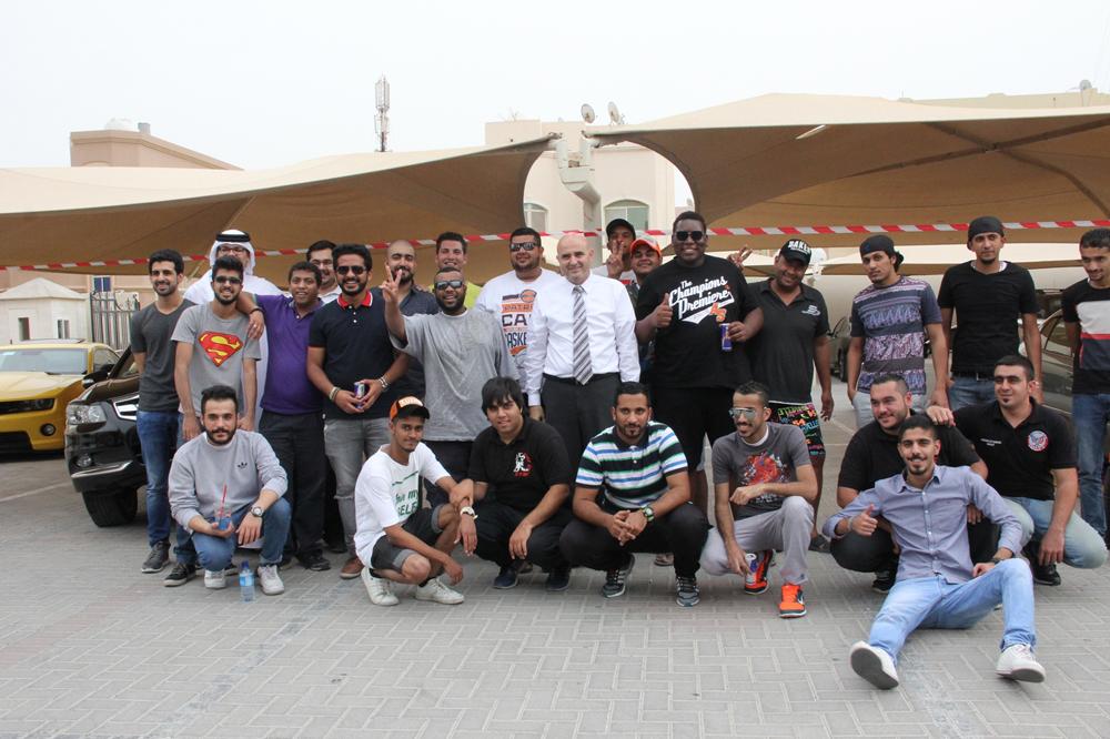 اشتملت فعاليات المعرض على أنشطة متنوعة لعشاق رياضة السيارات ولعامة الناس