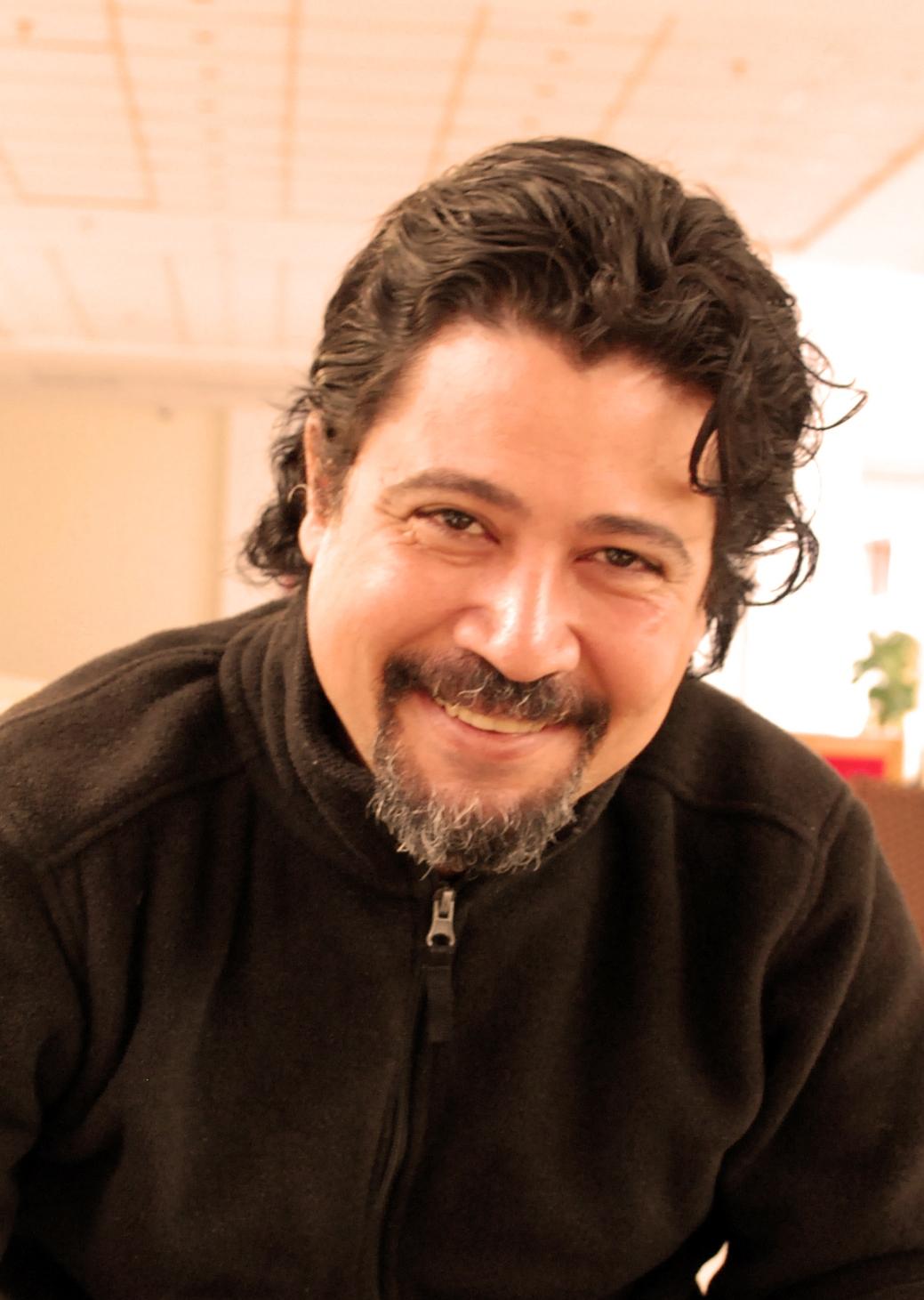 الممثل محمد كريم