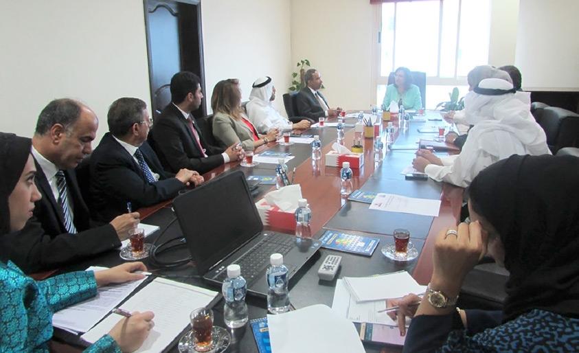 اجتماع لجنة القطاع الطبي والخدمات الصحية بـ «الغرفة» مع وزير الصحة