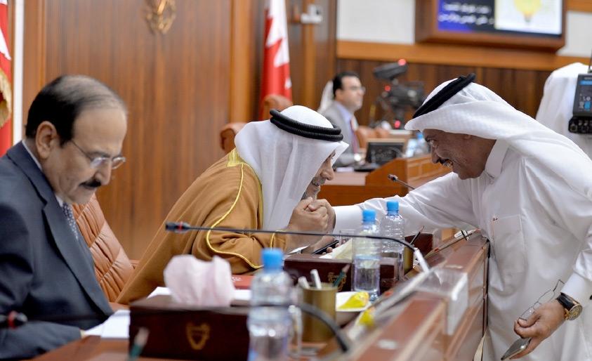 جلسة النواب أمس - تصوير أحمد آل حيدر