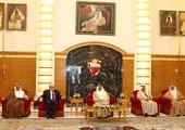 بالصور... العاهل يحضر احتفال الانتهاء من تنفيذ توصيات اللجنة البحرينية المستقلة لتقصي الحقائق