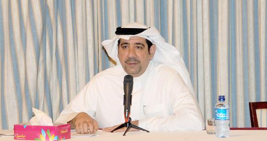 وكيل وزارة الخارجية السفير<br />عبدالله عبداللطيف عبدالله