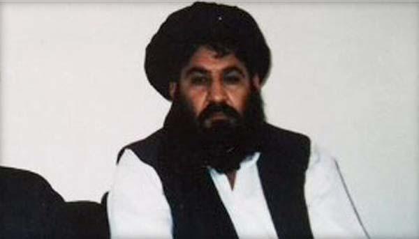 الزعيم السابق للحركة الملا اختر منصور