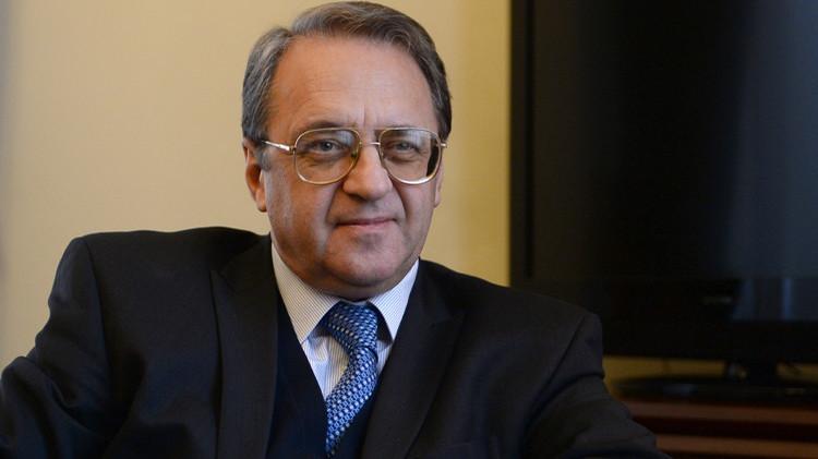 نائب وزير الخارجية الروسي