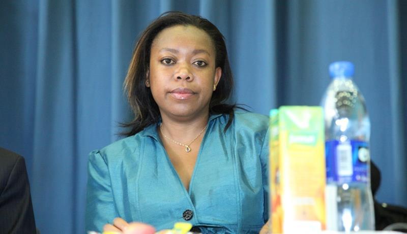 منسقة لجنة الخبراء الافريقية لدى برنامج الامم المتحدة للبيئة السفيرة الكينية ايفون خامتي