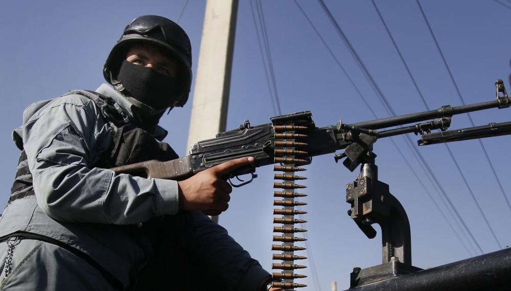القوات الافغانية