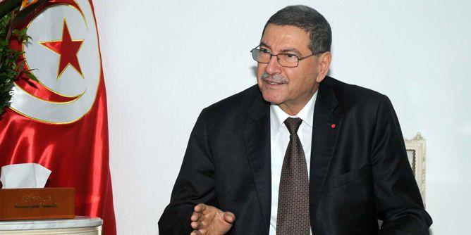 رئيس الحكومة التونسية حبيب الصيد