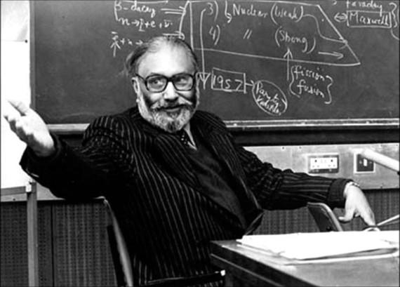 محمد عبد السلام (باكستان) جائزة نوبل في الفيزياء عام 1979