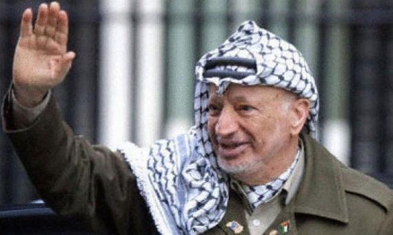ياسر عرفات (فلسطين) نوبل للسلام عام 1994