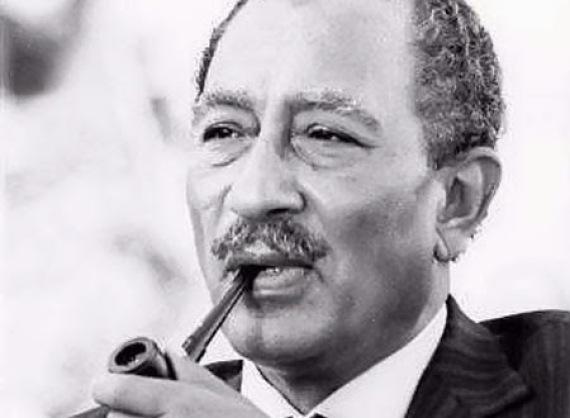 محمد أنور السادات (مصر) نوبل للسلام عام 1978