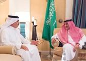 معالي وزير الداخلية يقوم بزيارة إلى السعودية والإمارات والكويت لتقديم الشكر لمواقفها الداعمة لمملكة البحرين