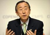 بيان باسم الأمين العام للامم المتحدة بان كي مون عن البحرين